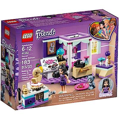 樂高LEGO Friends系列 LT41342 艾瑪的臥室