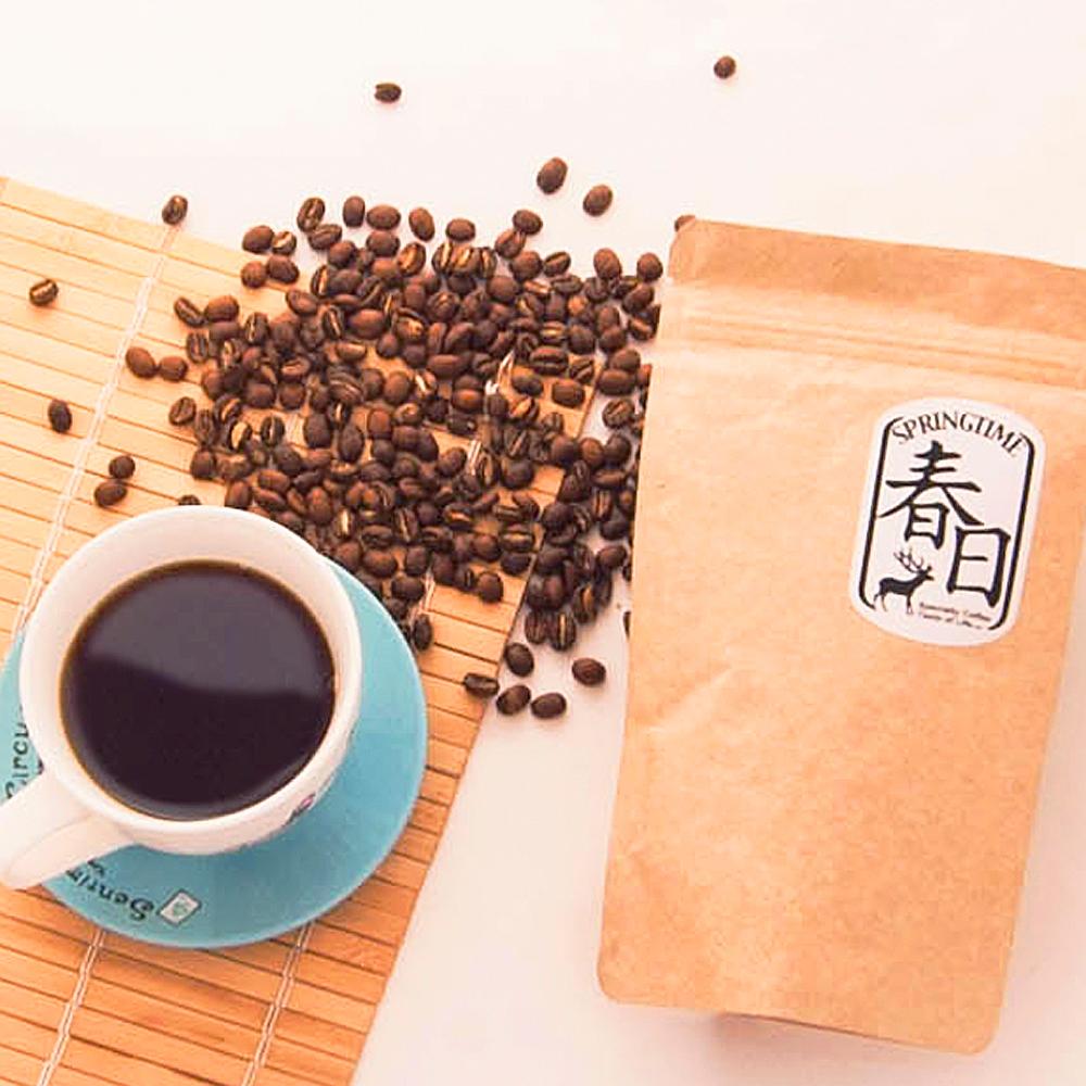 春日咖啡-肯亞AA 莊園咖啡豆(半磅)