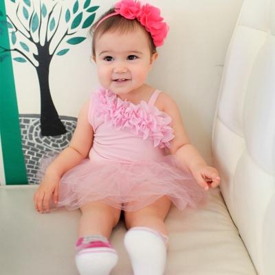 baby童衣甜美公主紗紗裙連身衣32141