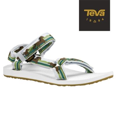 TEVA 美國-男 Original Universal 緹花涼鞋 (草原馬)