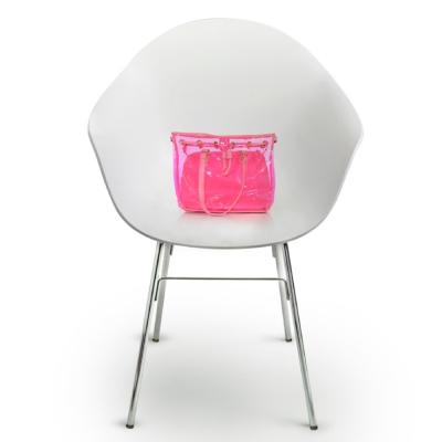 TOOU 義大利品牌 TA系列 卡納休閒椅 金屬色椅腳