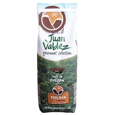 Juan Valdez胡安帝滋 產區咖啡豆-托利馬(500g)