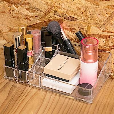 IDEA-透明壓克力化妝品小物收納盒-小