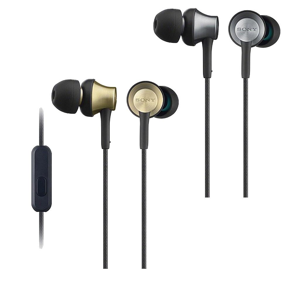 SONY金屬簡約入耳式耳麥MDR-EX650AP