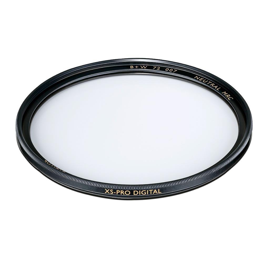 B+W XS-Pro 007 Clear MRC(58mm)純淨濾鏡超薄高硬度奈米鍍膜