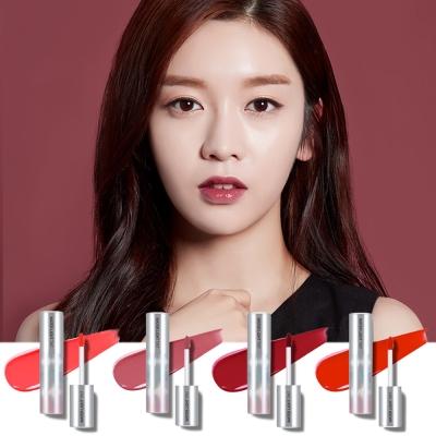 韓國APIEU 彩虹美人魚水光唇釉 新包裝4g(7色 ) 同色2入出貨
