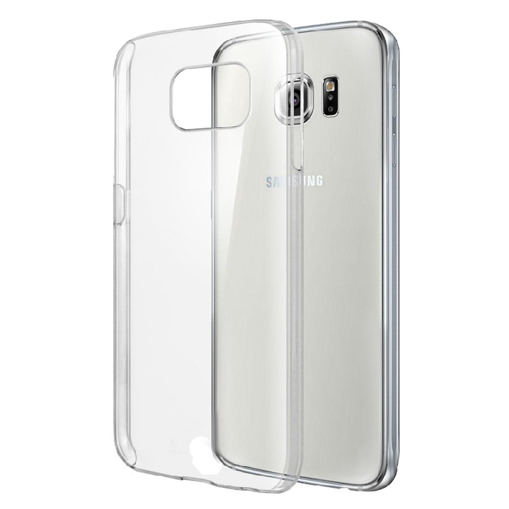透明殼專家SAMSUNG Galaxy S6超薄.抗刮.高透光保護殼保貼組