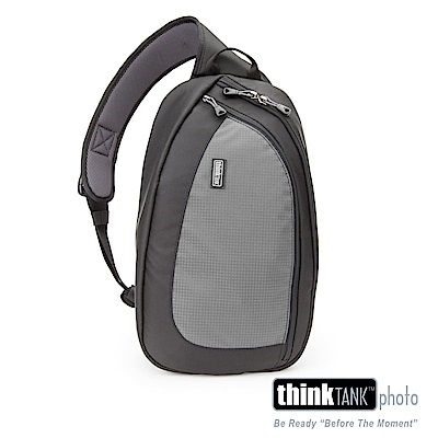 ThinkTank 360度單肩斜背/腰包兩用相機背包 L/ TS465灰