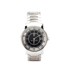 BVLGARI Bvlgari 系列自動上鏈機械腕錶(銀)