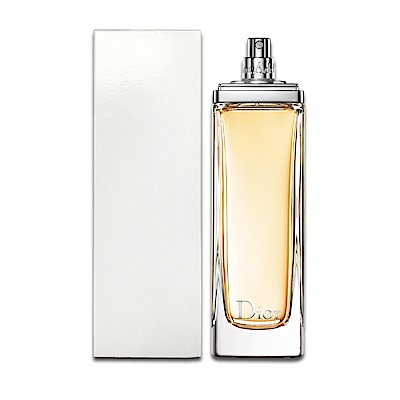 Dior迪奧 Addict癮誘超模淡香水 Tester 100ml (環保盒/無蓋)