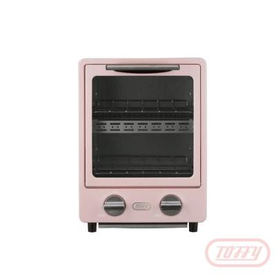 日本Toffy 經典電烤箱 K-TS1 馬卡龍粉 (公司貨)