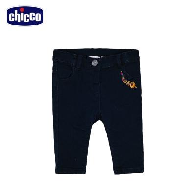 chicco英倫長褲-青(12個月-18個月)