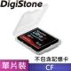 DigiStone 優質 CF 1片裝記憶卡收納盒/白透明色X10個 product thumbnail 1