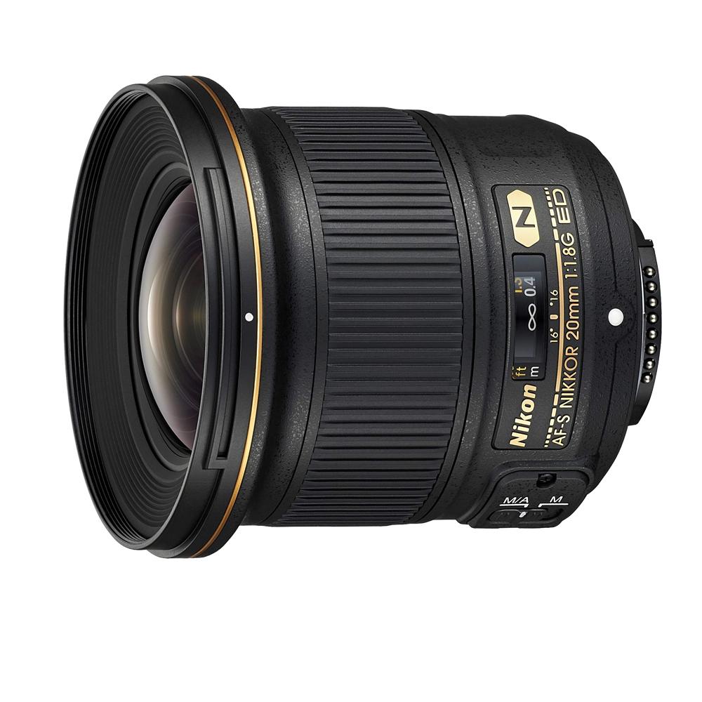 Nikon AF-S NIKKOR 20mm f/1.8G ED*(平行輸入)