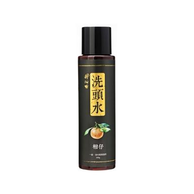 耕心田 柑仔清爽控油洗頭水 340 g