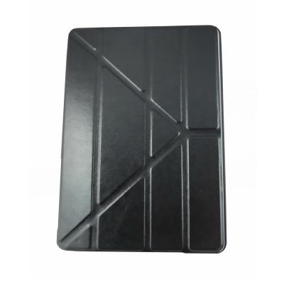 L67瘋馬紋變形金剛iPad Air(iPad5)平板皮套&螢幕保護貼組