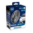 PHILIPS X-treme Ultinon LED H7 頭燈兩入裝(正公司貨)急速配