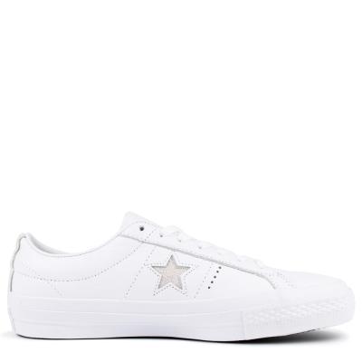 CONVERSE-男休閒鞋155547C-白