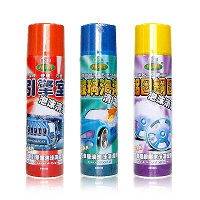 任選3瓶-美久美泡沫清潔系列