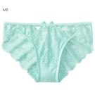 aimerfeel 淑女性感迷你透視內褲-淺綠色