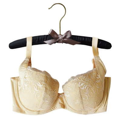 EASY SHOP-花吻香氛 大罩杯C-F罩成套內衣(自然膚)