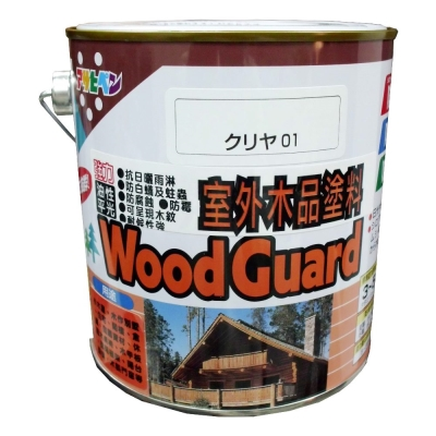 Asahipen 室外防蟲防腐防霉塗料(油性)0.7L