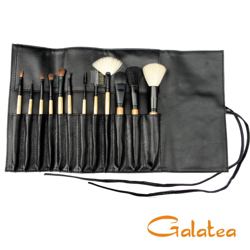 GALATEA葛拉蒂彩顏系列- 12支裝專業刷具組