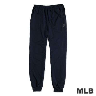 MLB-紐約洋基隊運動薄長棉褲-深藍(男)