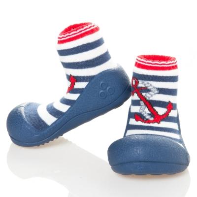 韓國Attipas 快樂學步鞋AM01-水手深藍