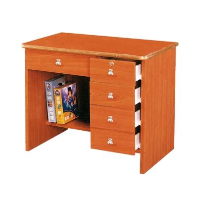 北歐風 Nancy3尺書桌-90x57x75cm