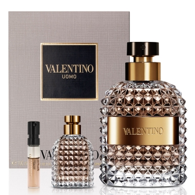 Valentino-Uomo-同名男性淡香水