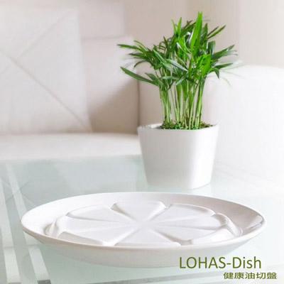 【Zaport】健康油切盤 LOHAS-Dish(10吋單入)