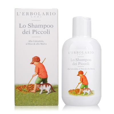 L-ERBOLARIO 蕾莉歐 花園寶寶洗髮精(200ml)