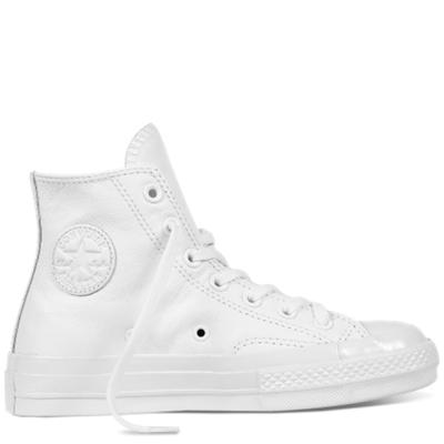 CONVERSE-女休閒鞋155453C-白