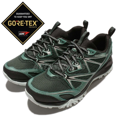 Merrell 戶外鞋 Capra Gore-Tex 女鞋
