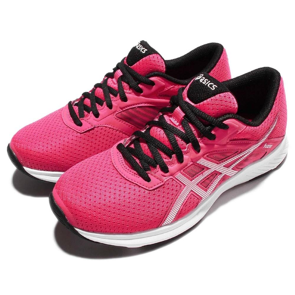 Asics 慢跑鞋 Fuzor 路跑 女鞋