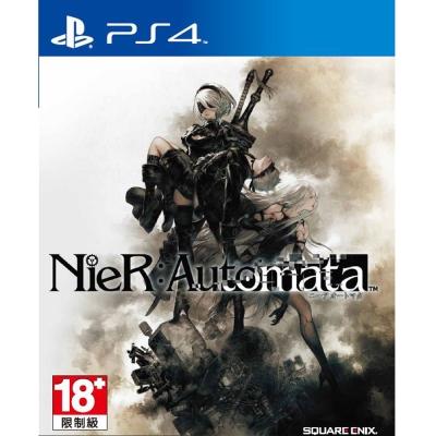 尼爾:自動人形 - PS4亞洲中文版(拆封無鑑賞期)