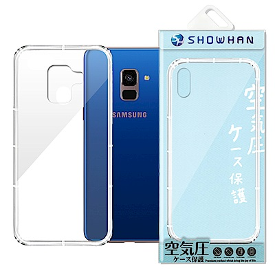 【SHOWHAN】SAMSUNG Galaxy A6 Plus(2018)氣墊空...