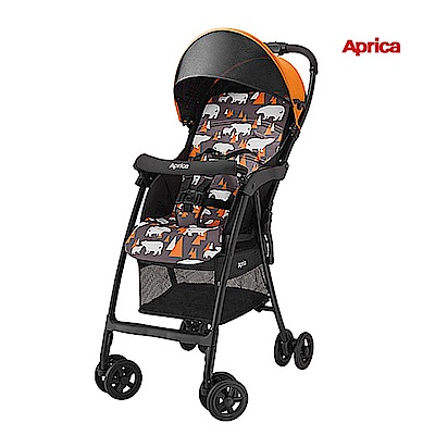 Aprica愛普力卡 單向輕量嬰兒手推車  Magical air S 高視野系列 北極熊