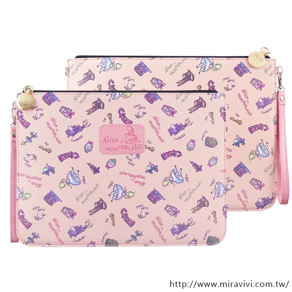 Disney迪士尼愛麗絲夢遊仙境10吋通用平板皮套