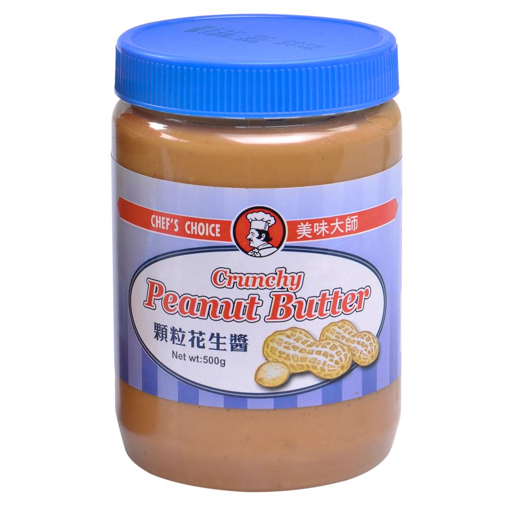 美味大師 顆粒花生醬(500g)