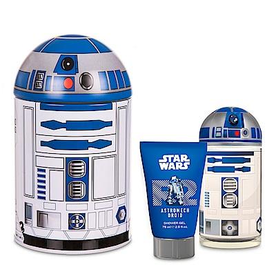 STAR WARS星際大戰R2-D2男性淡香水禮盒