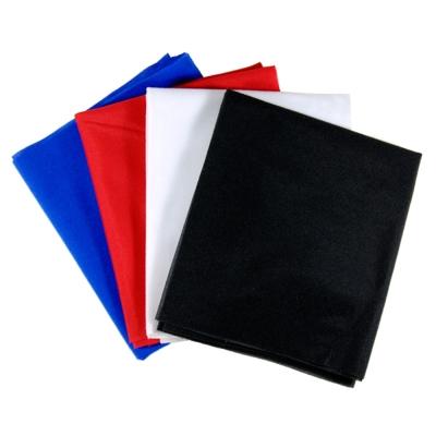 50CM優質 4色背景布-黑白紅藍