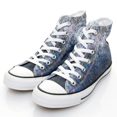 CONVERSE-CT-HI-女休閒鞋-藍多彩