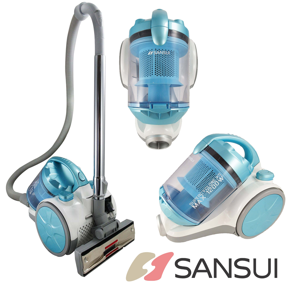 山水SANSUI-水元素渦輪式旋風吸塵器(STC-01)