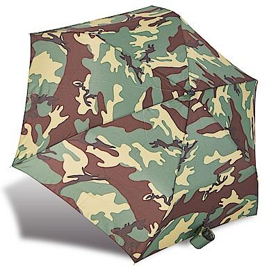 RAINSTORY經典迷彩抗UV輕細口紅傘