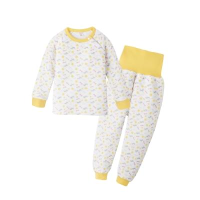 baby童衣-居家服-護肚套裝-印花造型保暖空氣棉41308