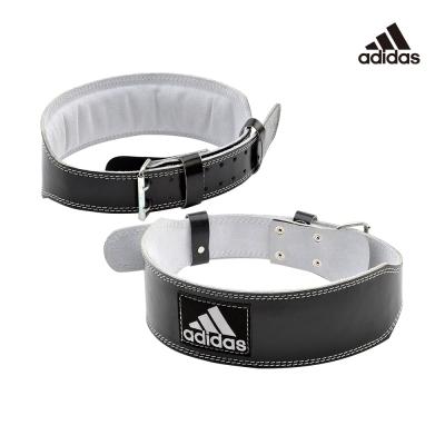 Adidas Strength 皮革舉重腰帶