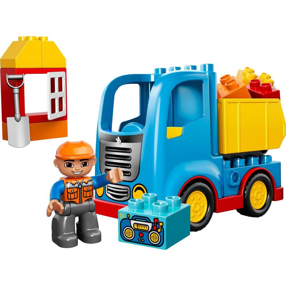 LEGO樂高 得寶系列10529 卡車