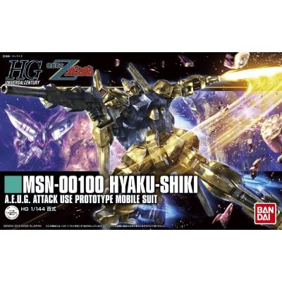 BANDAI Z鋼彈 HGUC 1/144 MSN-00100 百式 200 (8Y+)